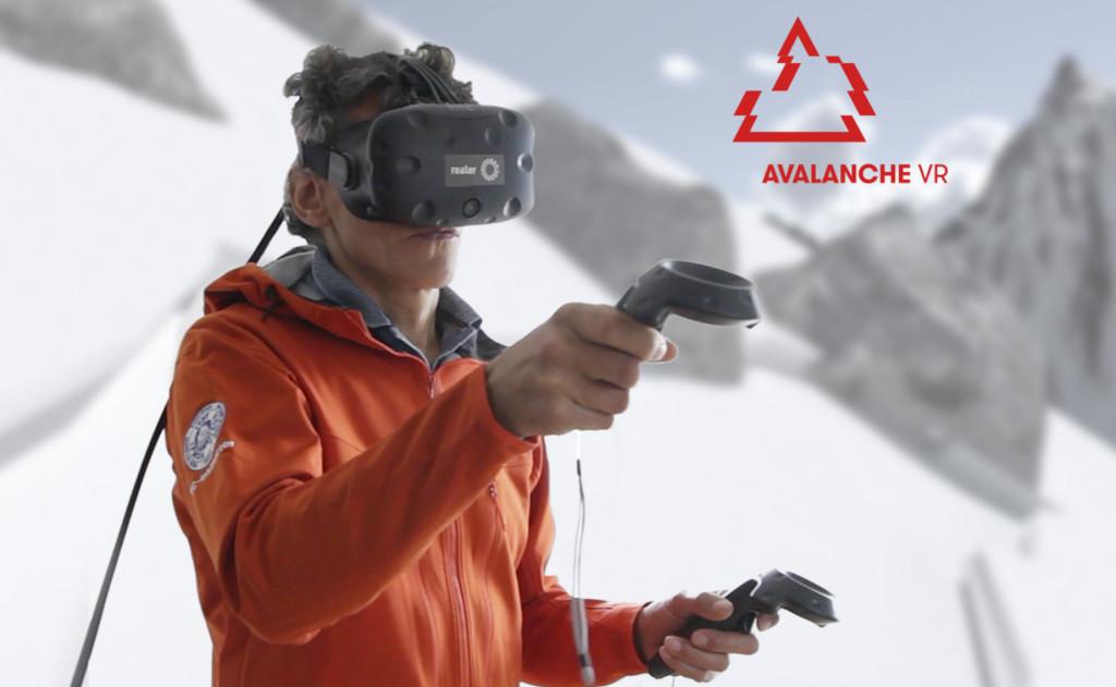 VR-Avalance-realer
