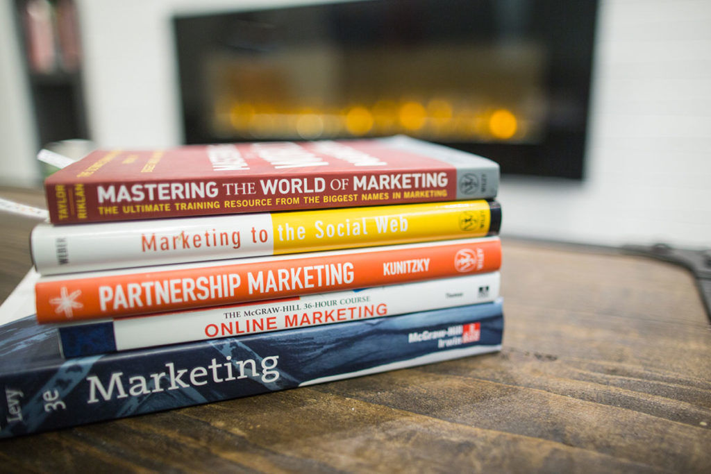Marketing-Bücher von Hubspot