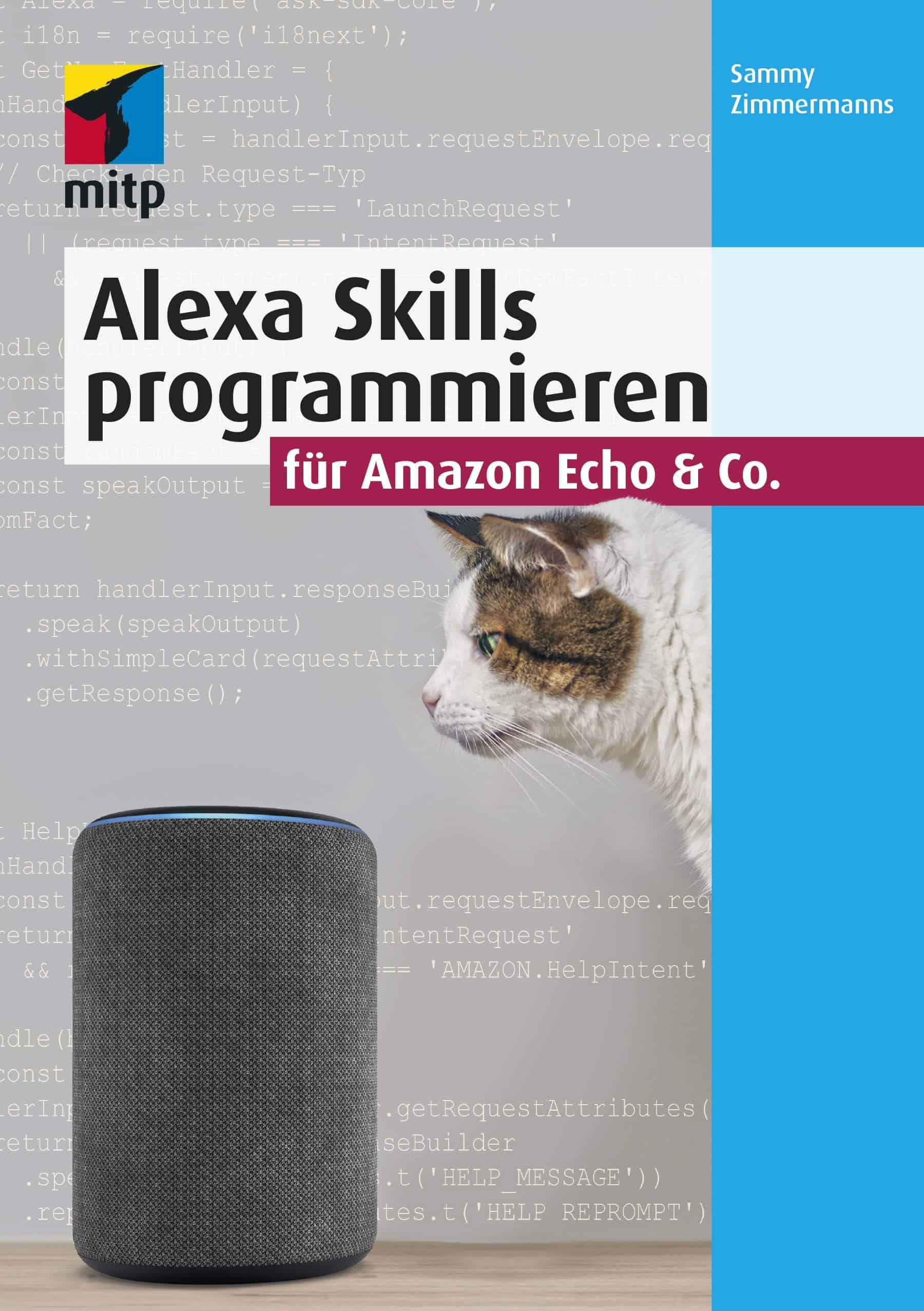 Alexa Skills programmieren für Amazon Echo & Co.