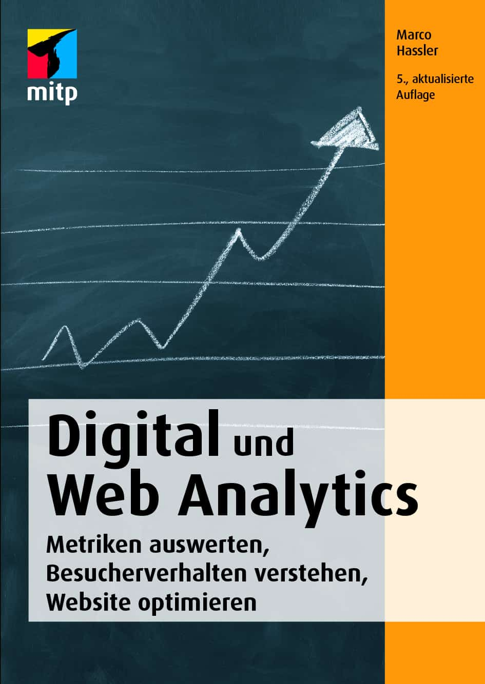 «Buchrezension» Digital und Web Analytics 1